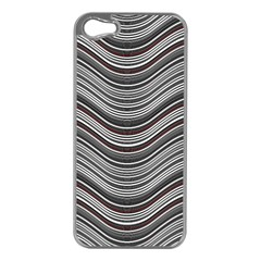 Abstraction Apple Iphone 5 Case (silver) by Valentinaart