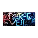 Pierce The Veil Quote Galaxy Nebula Cosmetic Storage Cases