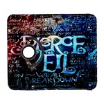 Pierce The Veil Quote Galaxy Nebula Galaxy S3 (Flip/Folio)