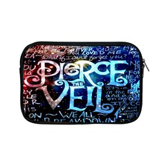 Pierce The Veil Quote Galaxy Nebula Apple Ipad Mini Zipper Cases by Onesevenart