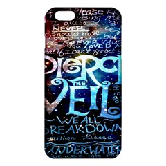 Pierce The Veil Quote Galaxy Nebula Iphone 6 Plus/6s Plus Tpu Case by Onesevenart