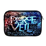 Pierce The Veil Quote Galaxy Nebula Apple MacBook Pro 17  Zipper Case