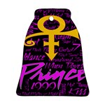 Prince Poster Bell Ornament (Two Sides)