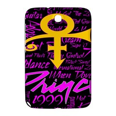 Prince Poster Samsung Galaxy Note 8 0 N5100 Hardshell Case  by Onesevenart