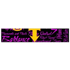 Prince Poster Flano Scarf (small) by Onesevenart