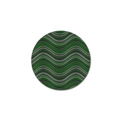 Abstraction Golf Ball Marker by Valentinaart