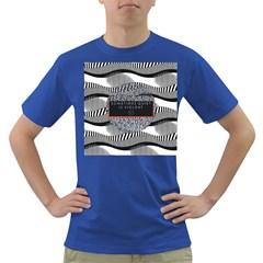 Sometimes Quiet Is Violent Twenty One Pilots The Meaning Of Blurryface Album Dark T Shirt by Onesevenart