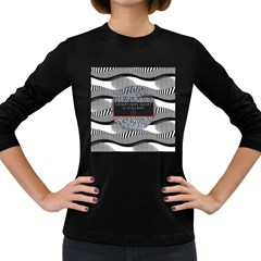 Sometimes Quiet Is Violent Twenty One Pilots The Meaning Of Blurryface Album Women s Long Sleeve Dark T Shirts by Onesevenart