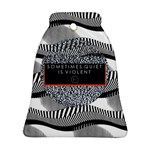 Sometimes Quiet Is Violent Twenty One Pilots The Meaning Of Blurryface Album Ornament (Bell)