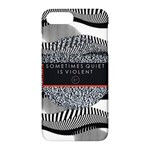 Sometimes Quiet Is Violent Twenty One Pilots The Meaning Of Blurryface Album Apple iPhone 7 Plus Hardshell Case