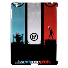 Twenty One 21 Pilots Apple Ipad 3/4 Hardshell Case (compatible With Smart Cover) by Onesevenart