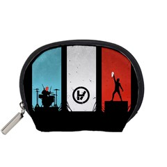 Twenty One 21 Pilots Accessory Pouches (small)  by Onesevenart