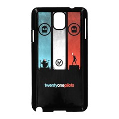 Twenty One 21 Pilots Samsung Galaxy Note 3 Neo Hardshell Case (black) by Onesevenart