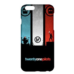 Twenty One 21 Pilots Apple Iphone 6 Plus/6s Plus Hardshell Case by Onesevenart