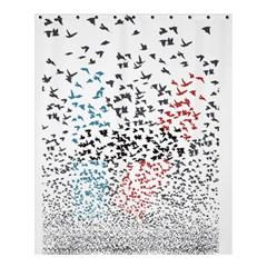Twenty One Pilots Birds Shower Curtain 60  X 72  (medium)  by Onesevenart