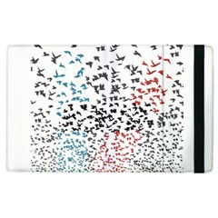 Twenty One Pilots Birds Apple Ipad 2 Flip Case by Onesevenart