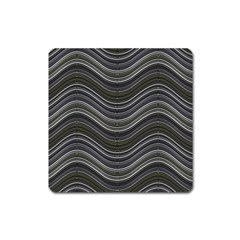 Abstraction Square Magnet by Valentinaart