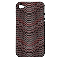 Abstraction Apple Iphone 4/4s Hardshell Case (pc+silicone) by Valentinaart