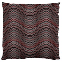 Abstraction Standard Flano Cushion Case (Two Sides) by Valentinaart