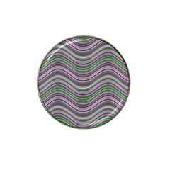 Abstraction Hat Clip Ball Marker (4 Pack) by Valentinaart