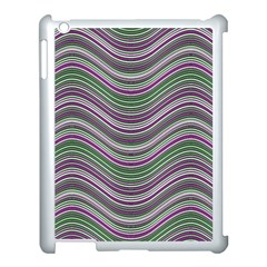 Abstraction Apple Ipad 3/4 Case (white) by Valentinaart