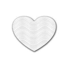 Abstraction Heart Coaster (4 Pack)  by Valentinaart