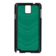 Abstraction Samsung Galaxy Note 3 N9005 Case (black) by Valentinaart