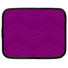 Abstraction Netbook Case (xxl)  by Valentinaart