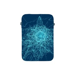 Shattered Glass Apple Ipad Mini Protective Soft Cases by linceazul