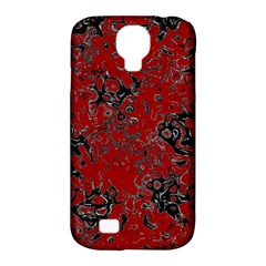 Abstraction Samsung Galaxy S4 Classic Hardshell Case (pc+silicone) by Valentinaart