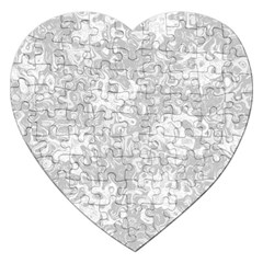 Abstraction Jigsaw Puzzle (heart) by Valentinaart