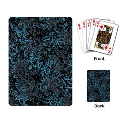 Abstraction Playing Card by Valentinaart