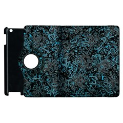 Abstraction Apple Ipad 2 Flip 360 Case by Valentinaart