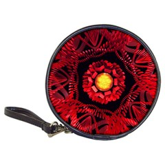 The Sun Is The Center Classic 20 Cd Wallets by linceazul