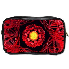 The Sun Is The Center Toiletries Bags 2 Side by linceazul