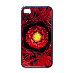 The Sun Is The Center Apple Iphone 4 Case (black) by linceazul