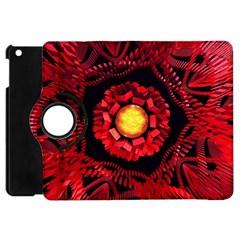 The Sun Is The Center Apple Ipad Mini Flip 360 Case by linceazul