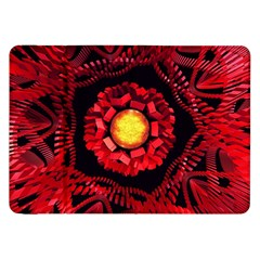 The Sun Is The Center Samsung Galaxy Tab 8 9  P7300 Flip Case by linceazul