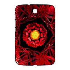 The Sun Is The Center Samsung Galaxy Note 8 0 N5100 Hardshell Case  by linceazul