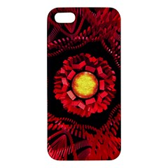The Sun Is The Center Iphone 5s/ Se Premium Hardshell Case by linceazul