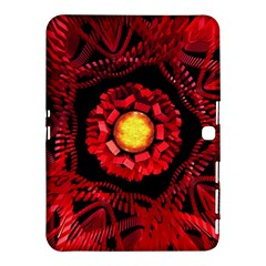 The Sun Is The Center Samsung Galaxy Tab 4 (10 1 ) Hardshell Case  by linceazul