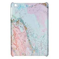 Geode Crystal Pink Blue Apple Ipad Mini Hardshell Case by Mariart