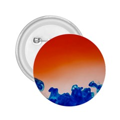 Simulate Weather Fronts Smoke Blue Orange 2 25  Buttons by Mariart