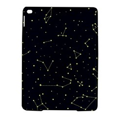 Star Zodiak Space Circle Sky Line Light Blue Yellow Ipad Air 2 Hardshell Cases by Mariart