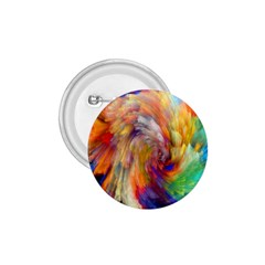 Rainbow Color Splash 1 75  Buttons by Mariart