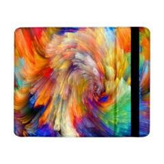 Rainbow Color Splash Samsung Galaxy Tab Pro 8 4  Flip Case by Mariart