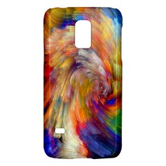 Rainbow Color Splash Galaxy S5 Mini by Mariart
