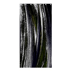 Abstraction Shower Curtain 36  X 72  (stall)  by Valentinaart