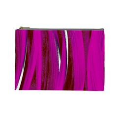 Abstraction Cosmetic Bag (large)  by Valentinaart
