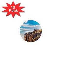 Rocky Mountains Patagonia Landscape   Santa Cruz   Argentina 1  Mini Magnet (10 Pack)  by dflcprints
